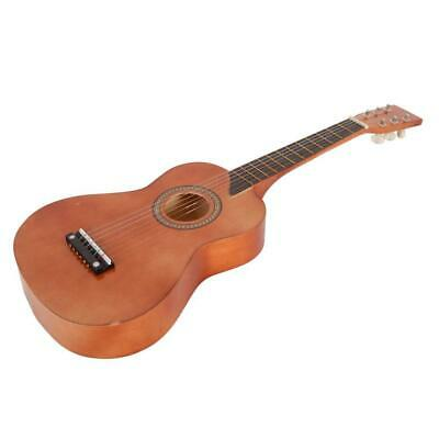 £11 • Buy New 25  Kids Children Acoustic Guitar With Pick String Coffee Color
