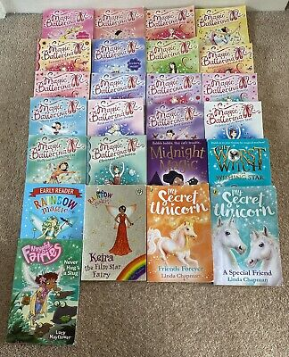£15 • Buy Magic Ballerina 18 Books Bundle By Darcey Bussell Books Plus 7 Other Books