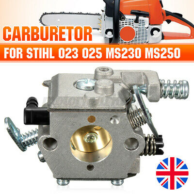 £11.99 • Buy Carburetor Carb For STIHL 021 023 025 MS210 MS230 MS250 Engine Chainsaw