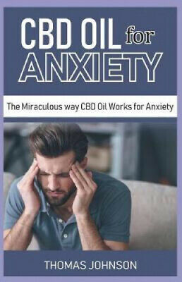 AU29.50 • Buy CBD Oil For Anxiety: The Miraculous Way CBD Oil Works For Anxiety