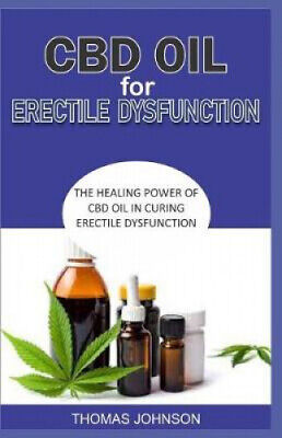 AU30.38 • Buy CBD Oil For Erectile Dysfunction: The Healing Power Of CBD Oil In Curing