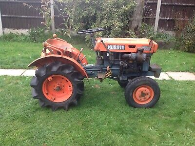 £2750 • Buy Kubota B5000 Compact Tractor 4x4 Very Tidy Little Tractor Can Deliver
