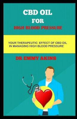 AU30.45 • Buy CBD Oil For High Blood Pressure: Your Therapeutic Effect Of Cbd Oil In