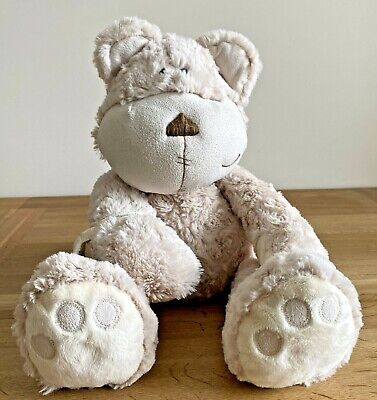 £17 • Buy Mamas And Papas Crumble Bear Soft Toy Plush Once Upon A Time &