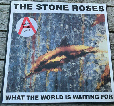 £15 • Buy Stone Roses, What The World Is Waiting For/ Fools Gold 7  Vinyl In Pic Slve