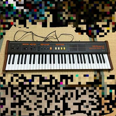 AU420.73 • Buy Electric Piano 09 EP-09 Electronic Piano Keyboard Vintage Used Working Japan F/S