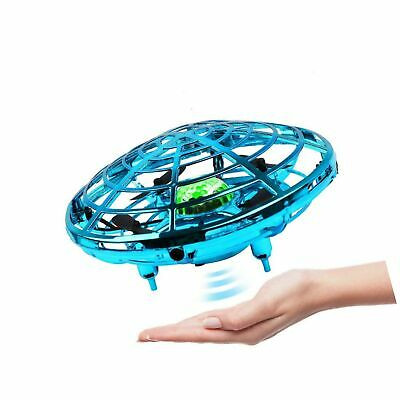 AU42.92 • Buy Hand Operated Drone For Kids Adults, Flying Toys Mini Drones, Hands Free UFO ...