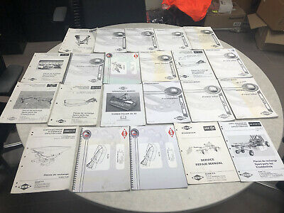 AU166.91 • Buy KUHN Equipment Tractor Implements Operators And Parts Manuals Lot Of 50+