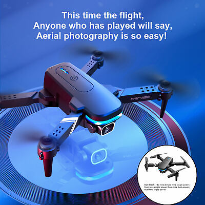 AU37.18 • Buy KY910 Foldable Drones With WiFi Headless Mode RC Drone For Outdoor Adults