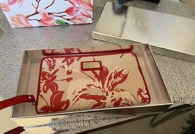 AU190 • Buy Oroton Large  Dragon Fruit  Floral Purse- BRAND NEW In Box