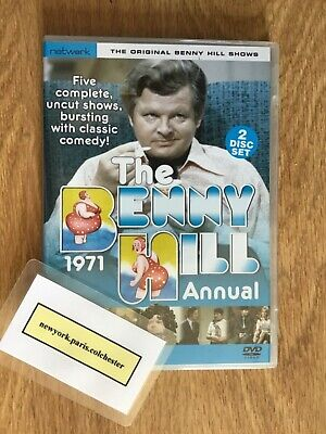£5.25 • Buy Dvd. The Benny Hill Annual 1971 (2005).