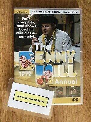 £5.25 • Buy Dvd. The Benny Hill Annual 1972. (2005).