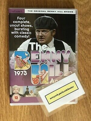 £5.25 • Buy Dvd. The Benny Hill Annual 1973. (2005).