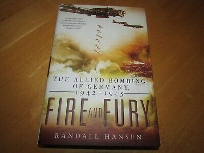 AU8.08 • Buy Fire And Fury : The Allied Bombing Of Germany 1942 - 1945 By Randall Hansen (200