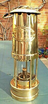 £80 • Buy CAMBRIAN MINERS LAMP. By E.THOMAS AND WILLIAMS LTD. ABERDARE. S.WALES.