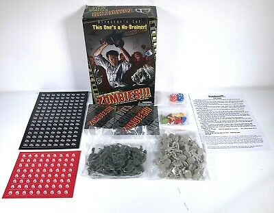 £29.99 • Buy Zombies!!! Director's Cut Second Edition Board Game Opened Never Used