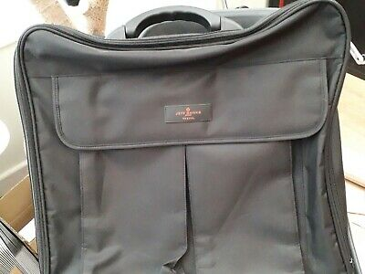 £18 • Buy Jeff Banks Black Suit Case Carrier Used Once Excellent Condition