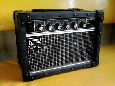 AU501.64 • Buy Roland JC-20E Jazz Chorus 20 Guitar Amp Vintage Working Tested MADE IN ITALY