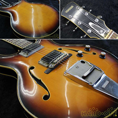 AU1387.84 • Buy Yamaha SA50 Electric Guitar W/ Soft Case 70's Vintage Good Condition From Japan