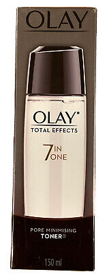 AU26.80 • Buy Olay - Total Effects, 7 In One, Pore Minimising Toner, 150 Ml