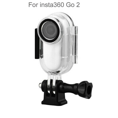 AU17.98 • Buy 30M Waterproof Housing Case Diving Protective Shell For Insta360 GO2 GO 2 Camera