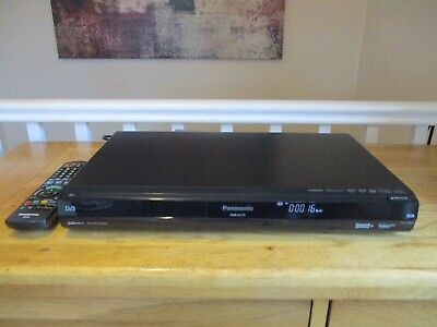 £5.50 • Buy Panasonic DMR-EX773 DVD And HDD Freeview Recorder With Remote