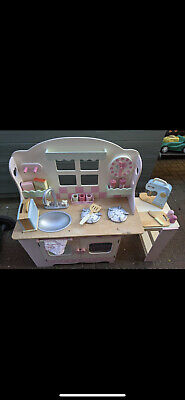 £16 • Buy Early Learning Centre Wooden Cottage Play Kitchen