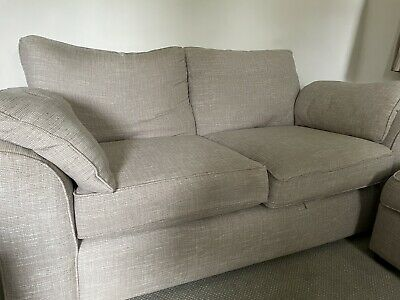 £250 • Buy Next Sofa 180cm Wide And Footstool