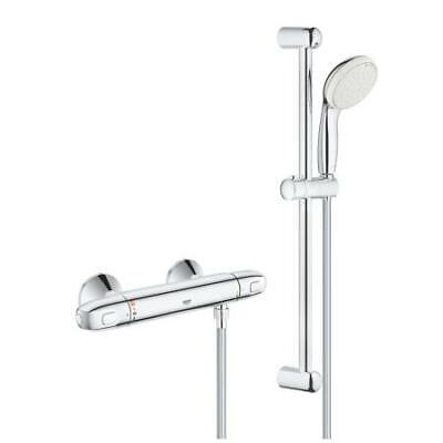 £164.90 • Buy GROHE 34557001 | Grohtherm 1000 NEW Thermostat Shower Set
