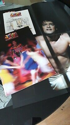 £6 • Buy Joseph & The Amazing Technicolour Dreamcoat -Lee Mead Large & Small & Poster