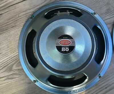 £30 • Buy Celestion Seventy 80 16 Ohm 12  Speaker - Opened Never Used -Excellent Condition