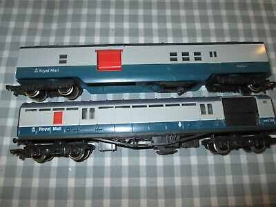 £9.50 • Buy Hornby OO Gauge-BR Royal Mail Coaches -Spares-Unboxed