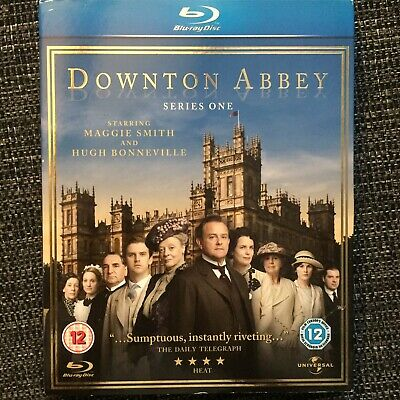 £10 • Buy Downtown Abbey - Series One (2010) (Blu Ray) NEW And SEALED