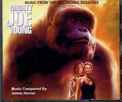 £21.79 • Buy MIGHTY JOE YOUNG Music By James Horner, Recording Sessions 4 CD Set