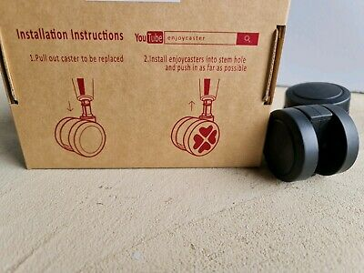 AU10 • Buy Office Chair Caster Wheels