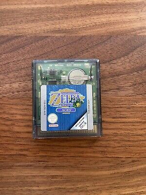AU70 • Buy The Legend Of Zelda: Oracle Of Ages For Nintendo Game Boy Colour