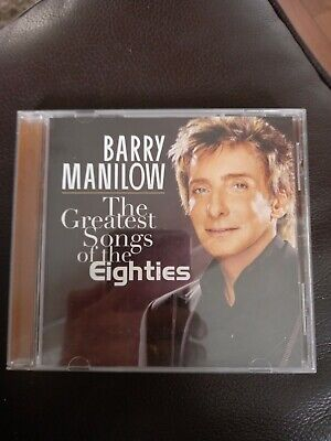£1.99 • Buy Barry Manilow - The Greatest Songs Of The Eighties - CD Album