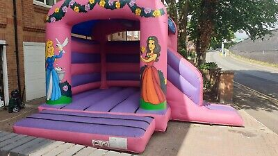 £495 • Buy Princess Castle Combo With Slide
