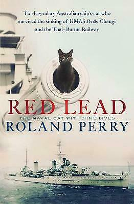 AU7.99 • Buy Red Lead. ( The  Naval Cat With Nine Lives )..by  Roland Perry