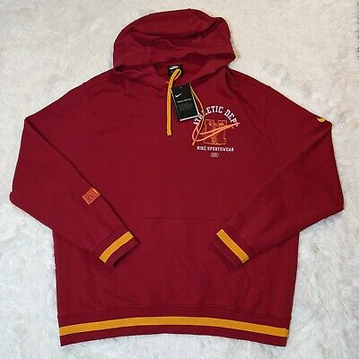 £36.30 • Buy Nike Class Of 72 Club Hoodie Mens XL Gym Red/University Gold DC3546-687 Pullover