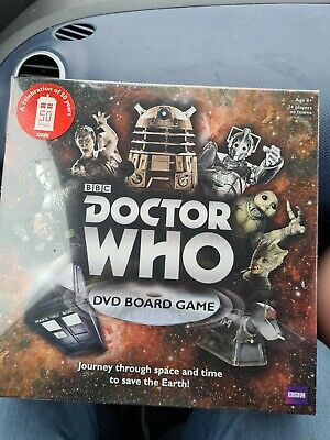 £13 • Buy Doctor Who DVD Board Game