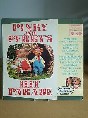 £2.80 • Buy Pinky And Perky's Hit Parade 12  (LP) RECORD VINTAGE RARE 1968  MFP1282