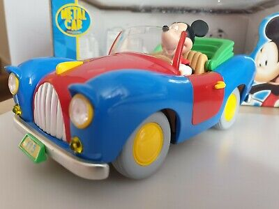 £34.75 • Buy 1:18 Scale - Disney Mickey Mouse 113 Car. Boxed