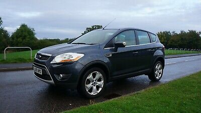 £1850 • Buy 2009 Ford Kuga 2.0 TDCI 6 Speed Manual In Good Condition.New Mot