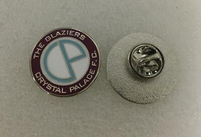 £3.99 • Buy Crystal Palace Glaziers Crest Enamel Pin Badge