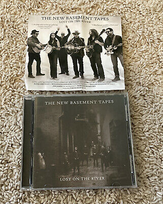 £2.90 • Buy The New Basement Tapes – Lost On The River - CD