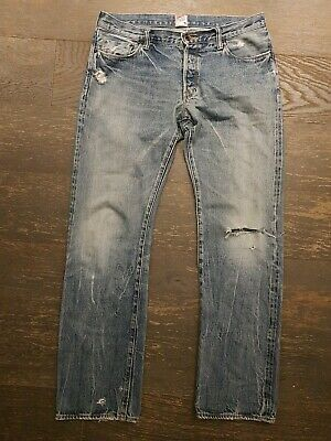 £75 • Buy PRPS JEANS 36 X 34 RARE DONWAN HARRELL MADE IN JAPAN 212 Of 250
