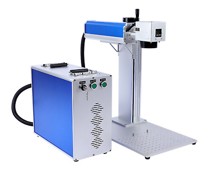 £2000 • Buy Fiber Laser 20W MOPA Marking Machine Engraver Complete With Laptop And Software