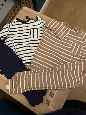 £1.50 • Buy Baby Boys 9-12months Outfit Bundle - Top And Pants Set (matching Sets Available)