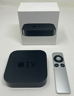 AU13.34 • Buy APPLE TV Model A1469 Steaming Device Shows Movies Smart 3rd Generation Media